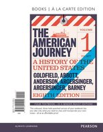 American Journey Volume I
