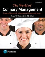 WORLD OF CULINARY MANAGEMENT (P)