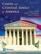 Courts & Criminal Justice in America