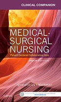 Clinical Companion for Medical-Surgical Nursing Patient Centered Collaborative Care