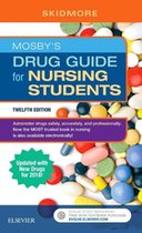 MOSBY'S DRUG GUIDE FOR NURSING STUDENTS WITH 2018 UPDAT (P)