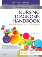 NURSING DIAGNOSIS HANDBOOK (P)