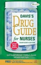 DAVIS'S DRUG GUIDE FOR NURSES (W/2 BIND-IN ACCESS) (P)