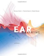 MUSIC FOR EAR TRAINING (W/MUSIC COURSEMATE ACCESS CARD)