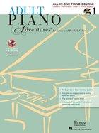 ADULT PIANO ADVENTURES: COMPREHENSIVE ETC (W/2 CDS(BK1)(REV)