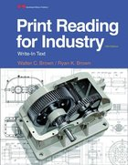 PRINT READING FOR INDUSTRY (W/28 LARGE PRINTS & PERF PA (P)