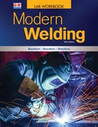 Modern Welding Workbook